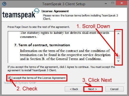 Happy As Is TeamSpeak 3 Server - Forum Topic View - Happy As Is