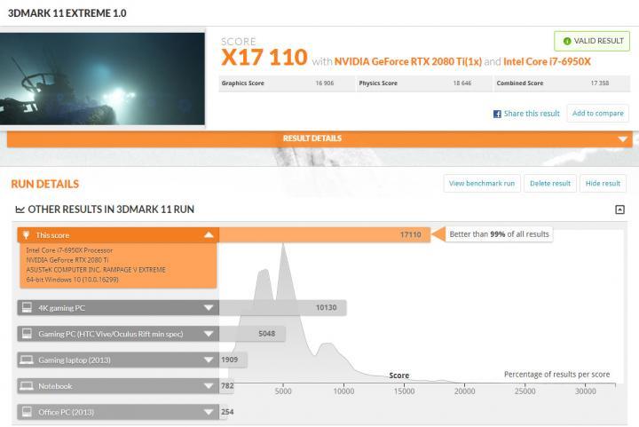 Futuremark 3DMark 11 - Forum Topic View - Happy As Is