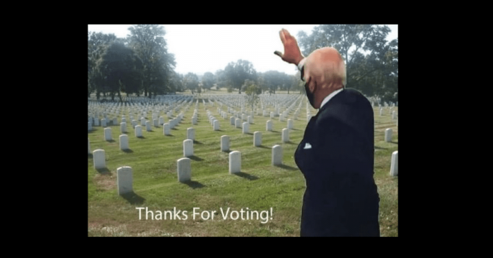 "Democrats Say Removing Dead People From Voter Rolls Is ""Voter Su"