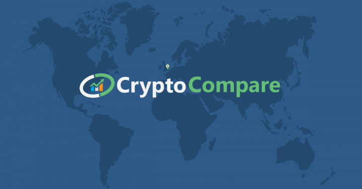 CryptoCompare.com -  Live cryptocurrency prices, trades, volumes